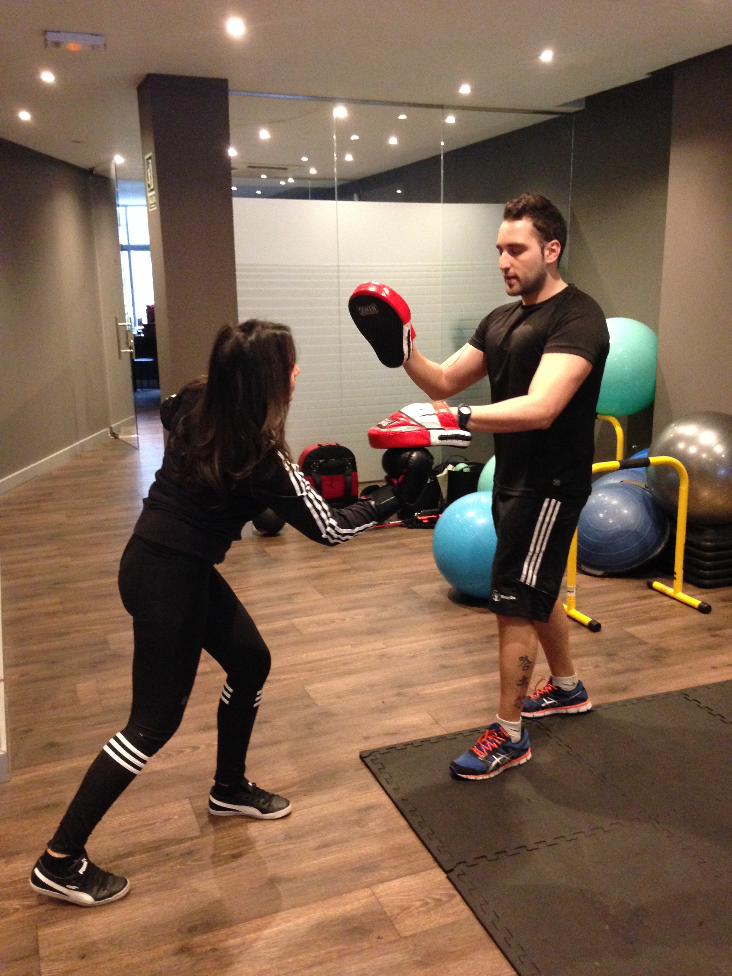 ¿Quién dice que es complicado hacer deporte con tu pareja?
