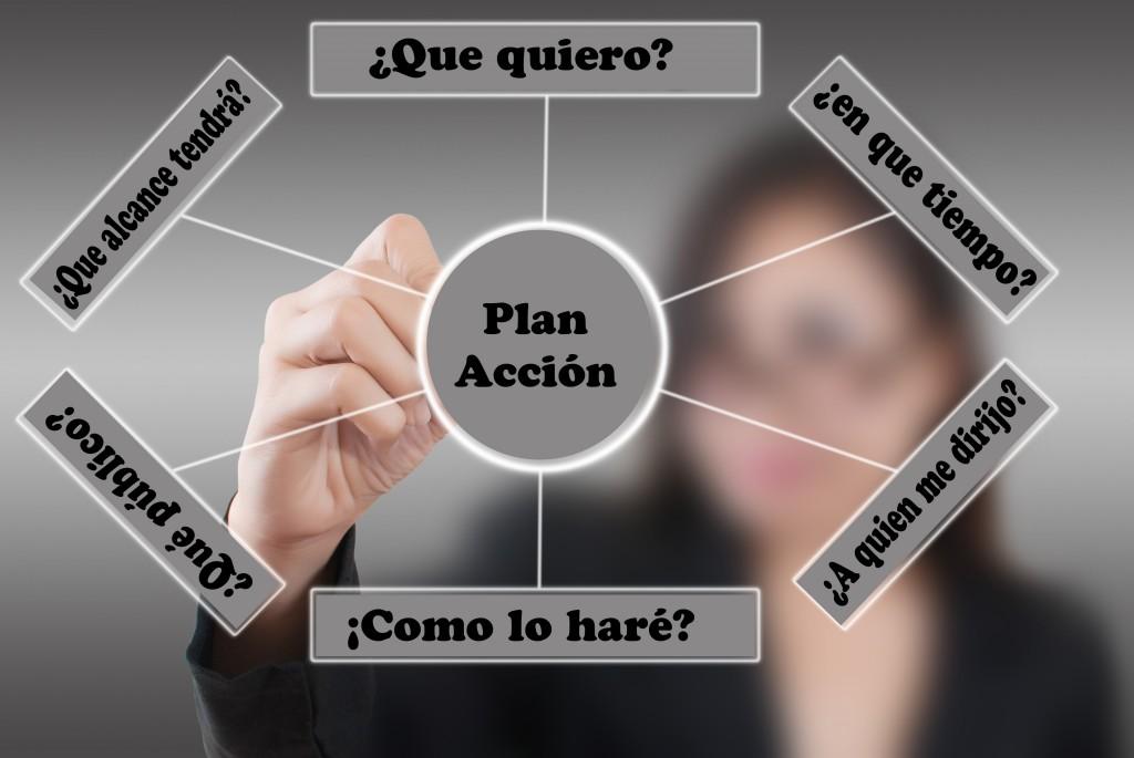 Cómo elaborar tu plan de acción que te ayude a conseguir tus metas