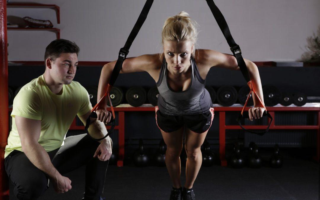 Los peligros de entrenar sin la ayuda de un entrenador personal.