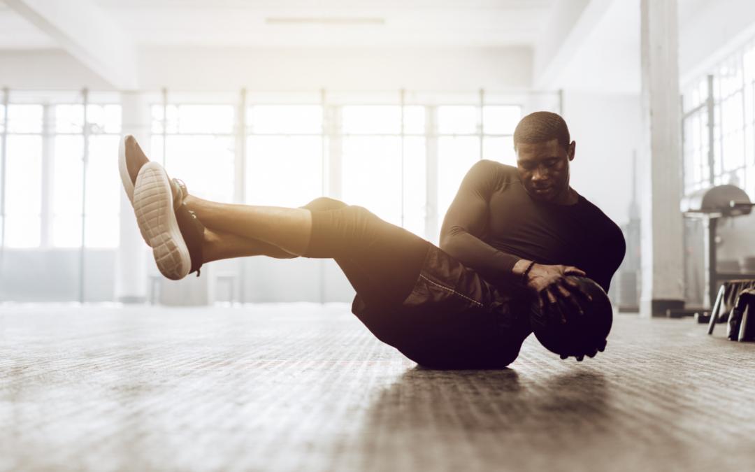 Rutina de entreno online: Ponte en forma en un mes