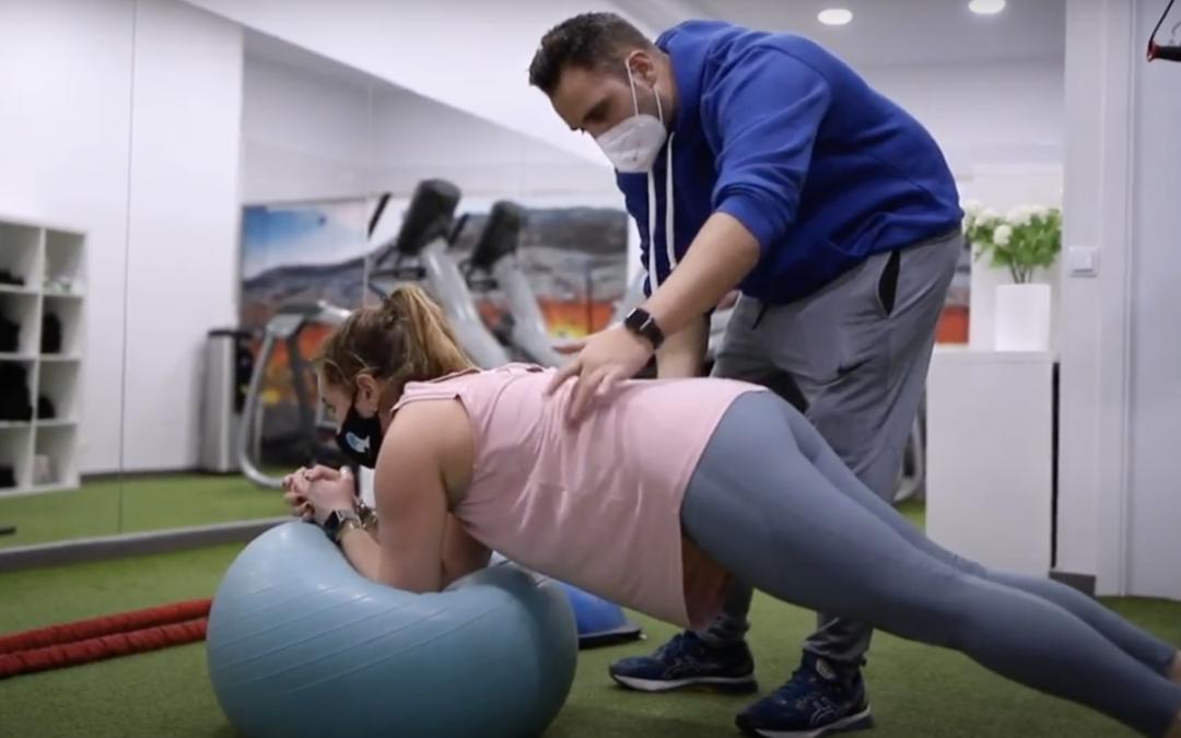 Rutina full body en nuestro centro JG Fitness Ayala – Goya