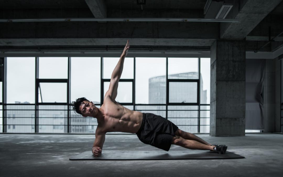 Los mejores ejercicios de abdominales para entrenar en casa